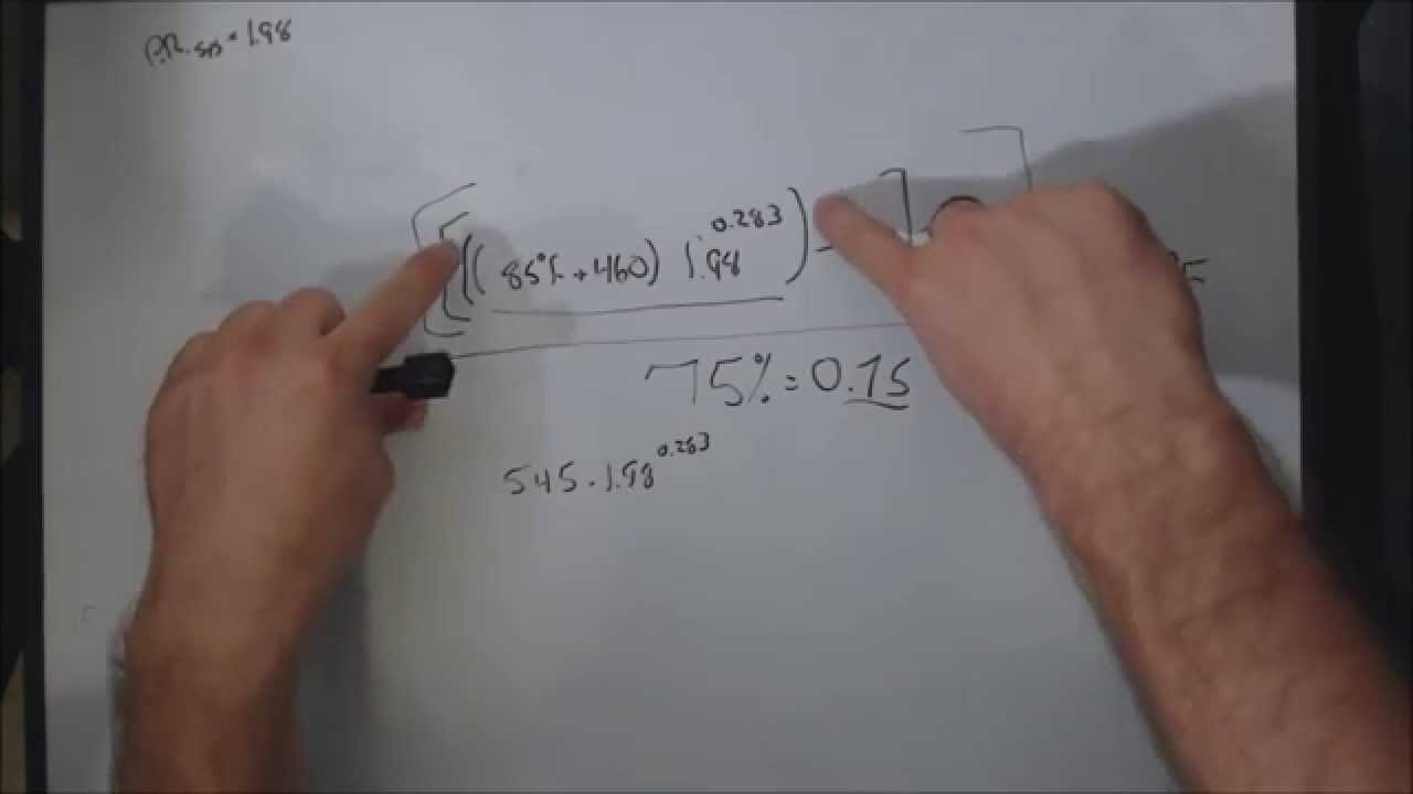 How to Size a Turbo Compressor to Your Car (Only Algebra) Video 5 |JOKO  ENGINEERING|
