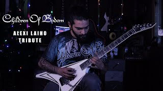 Children Of Bodom - Are you dead yet Guitar cover W/TABS (Alexi Laiho tribute)