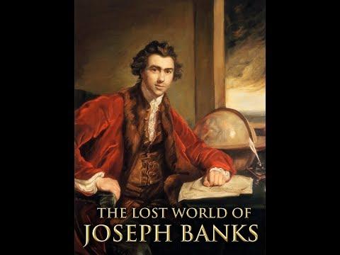 The Lost World of Joseph Banks Trailer