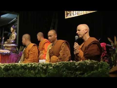 336-02 พระขันติ ธัมโม วันวิสาขบูชา วัดพุทธวิหาร