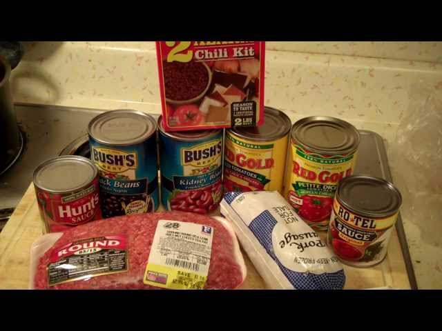 Recipes Beans And Grains How To Make Wick Fowlers Two Alarm Chili