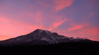 Mt Rainier National Park, Washington, USA in 4K (Ultra HD)