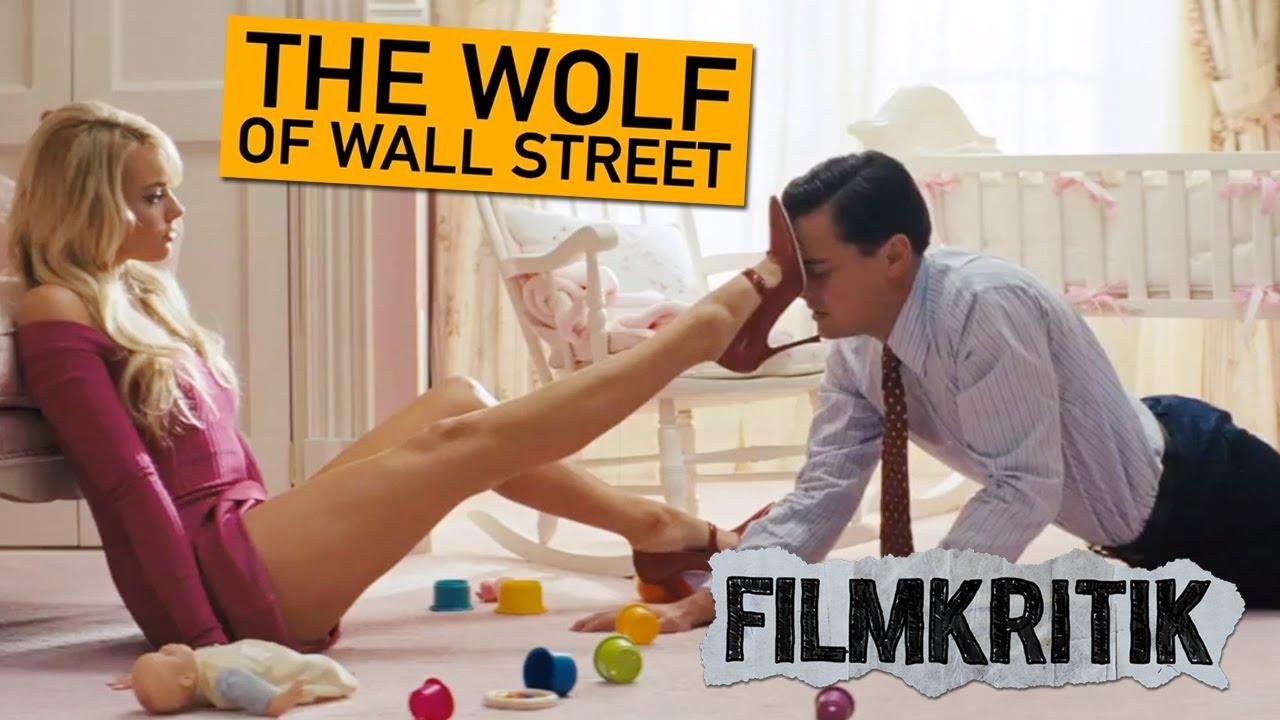 Wolf Of Wall Street Kritik