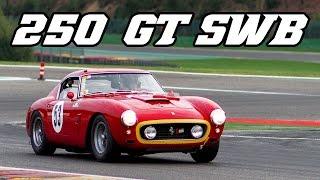Ferrari 250 Gt Swb Competizione - Racing Around Spa