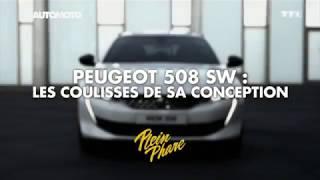 Exclu - Peugeot 508 SW : Les coulisses de sa conception