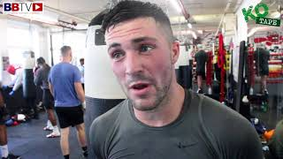 UNBEATEN BANGER MARK HEFFRON MOVES TO PHOENIX CAMP, UPDATE ON NEXT FIGHT DATE