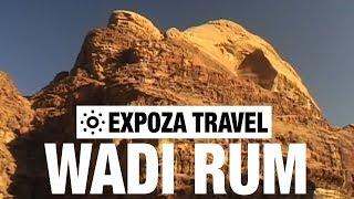 Wadi Rum (Jordan) Vacation Travel Video Guide