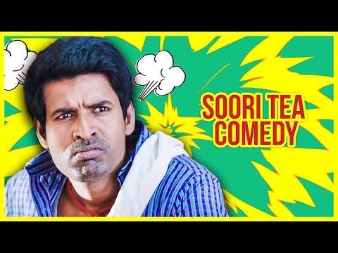Rajini Murugan - Soori Tea Comedy | Sivakarthikeyan | Keerthy Suresh | D.Imman