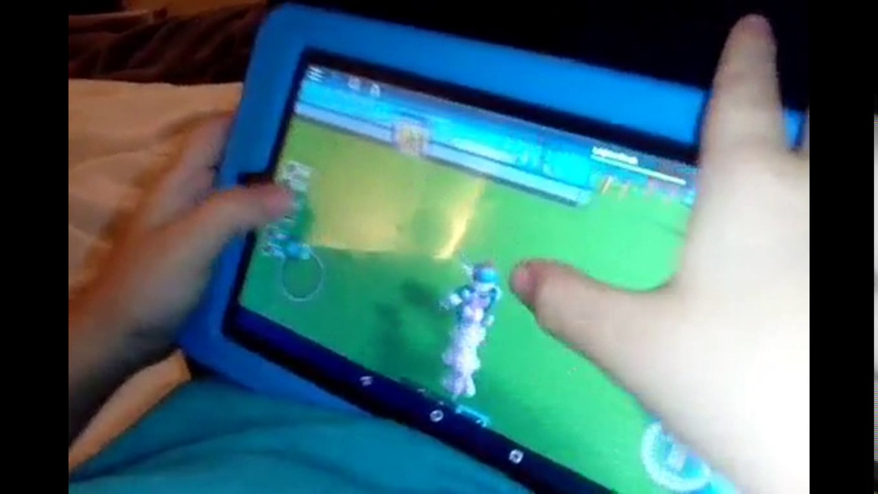 Playing Roblox On My Kindle Youtube
