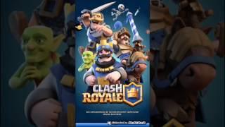 Clash royal - défi classique plus mini troll de clan  tic ou tac (ps escuser moi des petit beug )