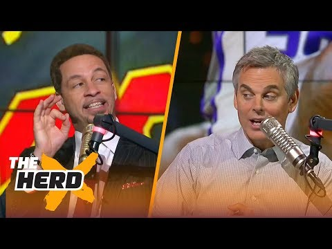 Chris Broussard talks Top-5 NBA players under age 23, Cavaliers win streak and more | THE HERD