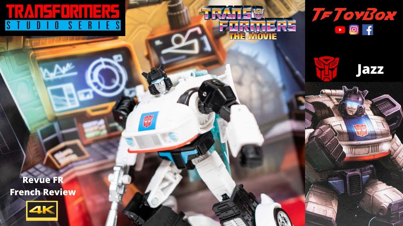 Transformers Studio Series 86 Jazz by TfToyBox
