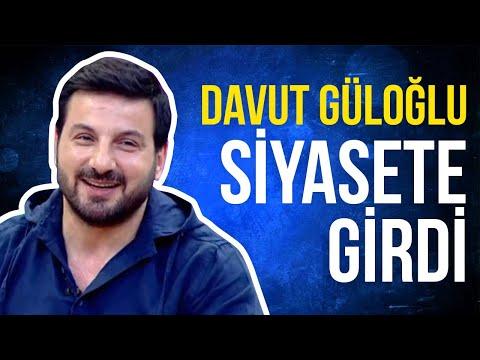 Davut Güloğlu o partiye katıldı!