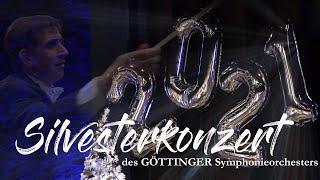 Silvesterkonzert des GÖTTINGER Symphonieorchesters