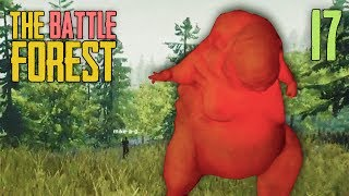 HAFTBOMBE + MUTANT = KEV TOT ★ THE FOREST BATTLE #17 | The Forest Multiplayer | LPmitKev