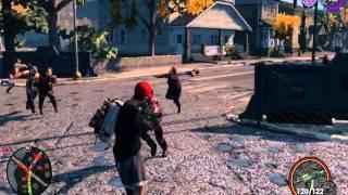 Saints Row The Third - PC Gameplay Zumbi