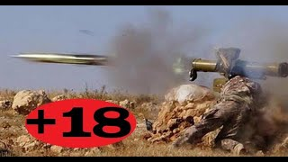 +18 | Jihadists using Anti Tank Guided Missiles | the first week of February 2020  | Syria