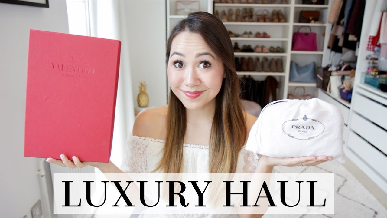 888f21e1dec2 LUXURY SALE UNBOXING + DESIGNER SALE ROUND UP. Chase Amie