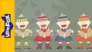 Here We Come A-Caroling   Christmas Songs   Holidays   By Little Fox