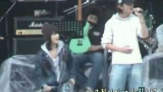 DBSK Babo/Unforgettable (rehearsal) 20051007