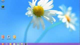 TUTORIAL/tips para windows 8