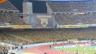 [HD] Ale Ale Malaysiaku | Ultras Malaya | 2014 AFF Suzuki Cup Final thumbnail