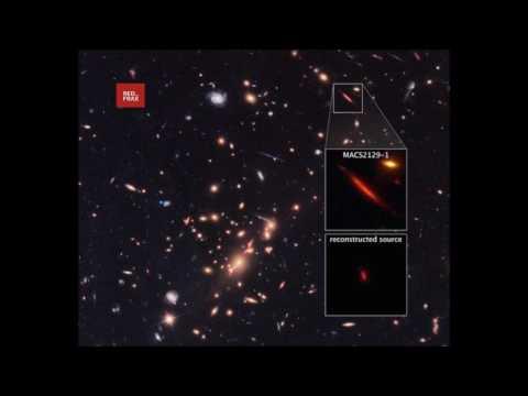 Hubble captures massive dead disk galaxy