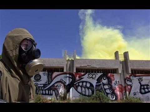 BREAKING Syrian Chemical Warfare threat inside Israel February 16 2018 News