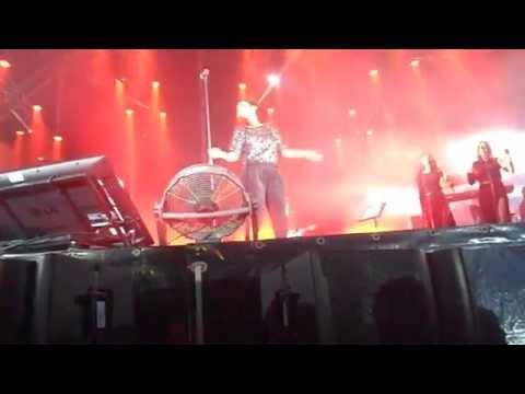 Leona Lewis Favourite Scar ( Live: Algarve )