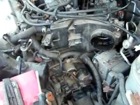 2003 Toyota Corolla Wiring Diagram Hunter Fan Locating Starter On 01 Maxima - Youtube