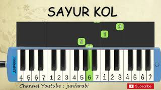 not pianika sayur kol