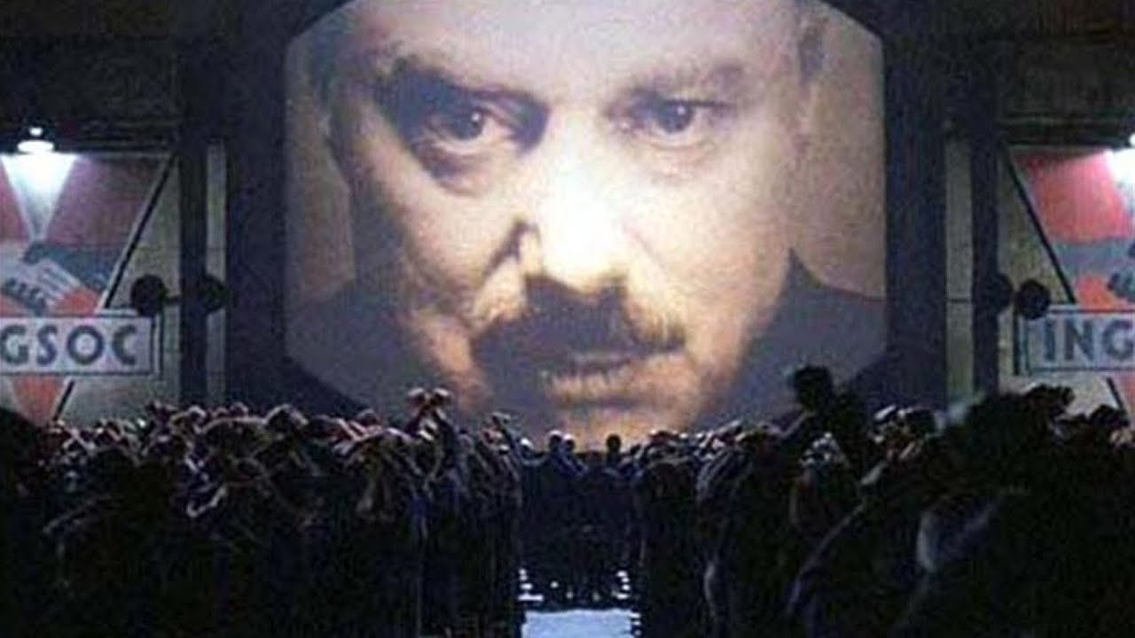 similarities between george orwell s 1984 and today