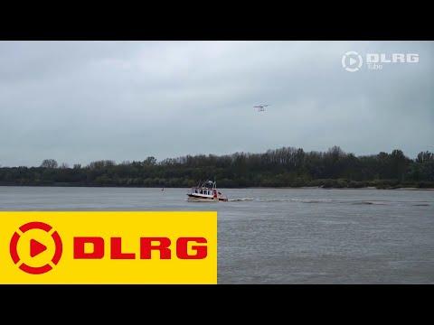 DLRG-Drohnen helfen Leben retten