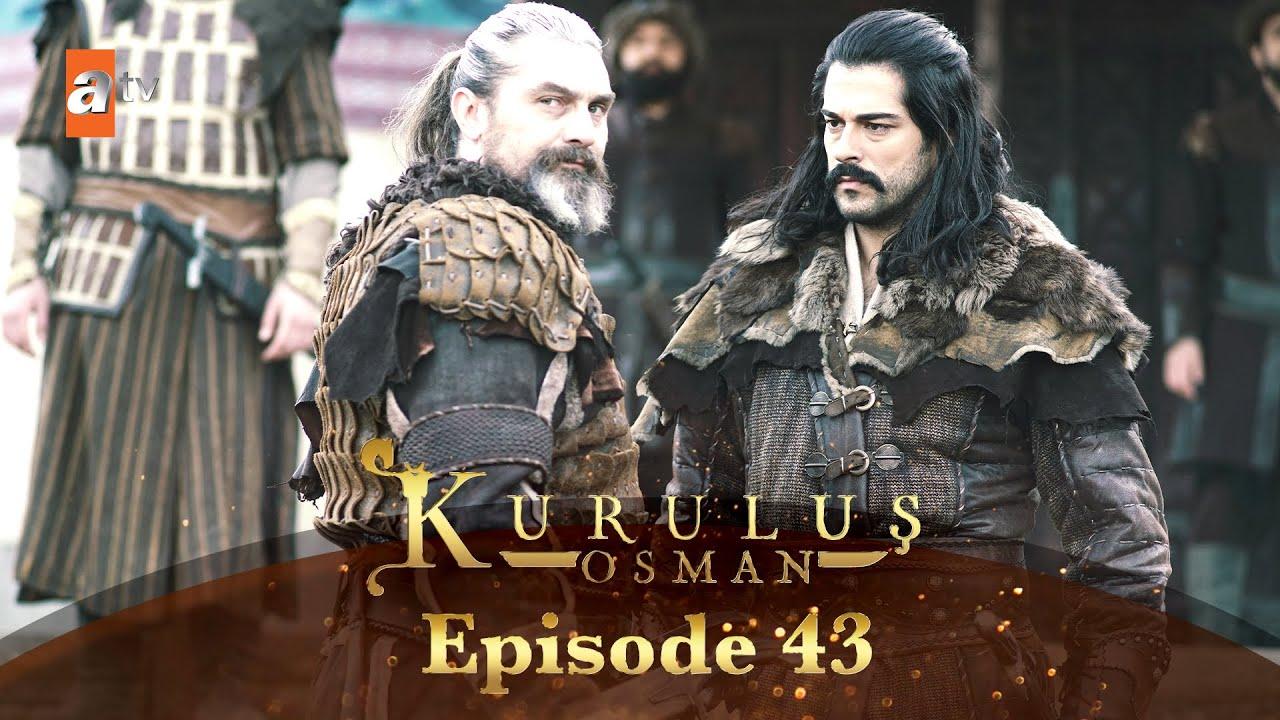 Download Kurulus Osman Urdu   Season 1 - Episode 43