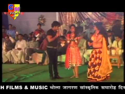 pawan singh & subhi sarma ankopur stage show 2015 Part   04 HD