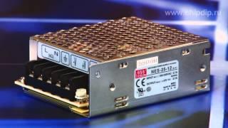 NES-25-12 Блок живлення, 12В, 2.1 А,25Вт