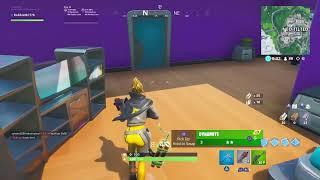 Fortnite basketball skin gameplay road to tier 100