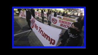 Trump beginnt japan-besuch - golf mit shinzo abe