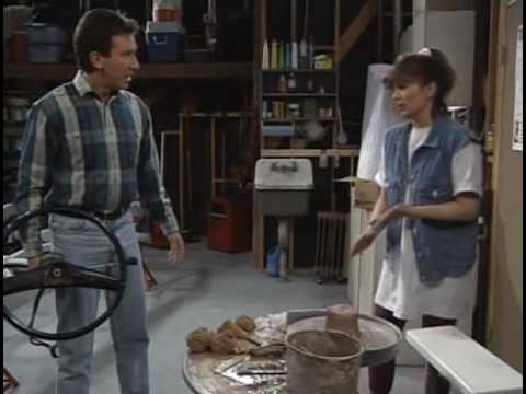 Home Improvement 1x20 Birds Of A Feather Flock To Taylor part 2 ...