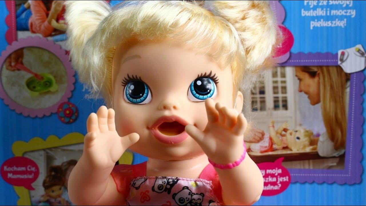 Кукла пупс БЕБИ БОРН КУПАЕТСЯ с Соней КАТАЕТСЯ В ЛОДОЧКЕ на реке и .