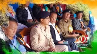 Darjeeling News Top Stories 15 August 2018 Dtv  Rungbul