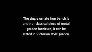 Metal Garden Furniture Tips | Garden Patio Furniture Guide