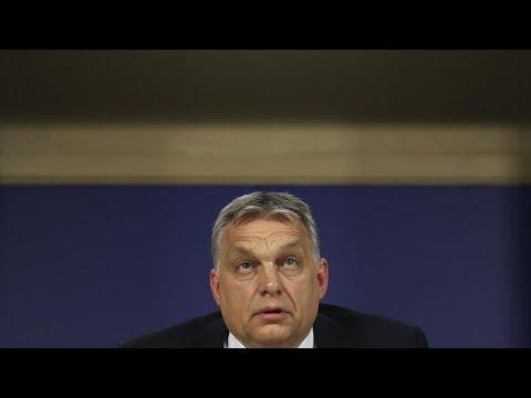 На бюджет Евросоюза ложится венгерско-польское вето