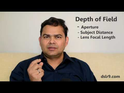 What is Depth of Field / Focus Range (Hindi)