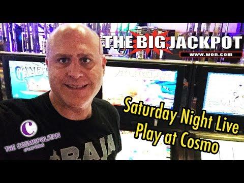 🔴 Saturday Night Live Play at Cosmo Las Vegas 🎰💣🎰