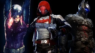 What happened to Jason Todd / Red Hood / Arkham Knight - Batman: Arkham Knight