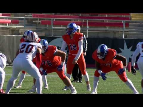 TATE MARTELL QUARTERBACK #18 SENIOR SEASON BISHOP GORMAN GAELS