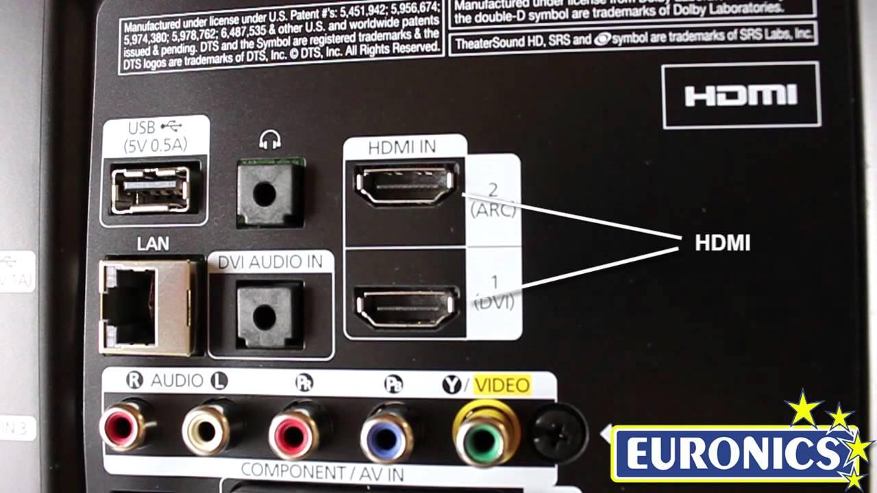 tv led 3d samsung ue40es6100 euronics youtube rh youtube com Samsung UN50EH5300 Samsung 60 LED TV