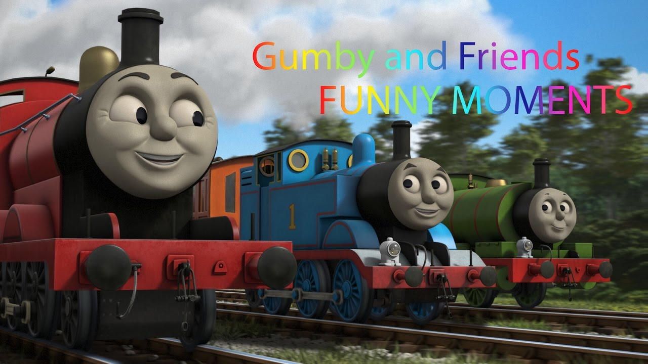 Gumby and Friends - Funny moments - YouTube