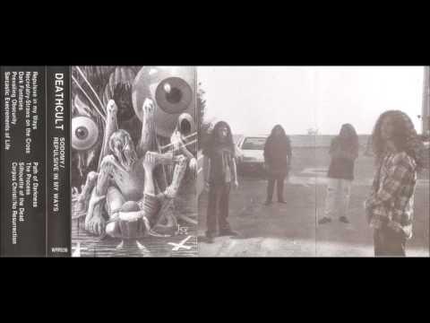 DEATHCULT (USA/CA)-Sodomy/ Repulsive In My Ways Demo 1993 [FULL DEMO]
